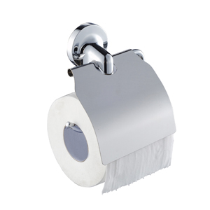 Zamac Chrome Toilet Roll Holder