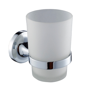 Zamac Chrome Tumbler Holder