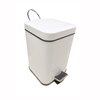 Pedal-Operated Square Bin 6L Capacity