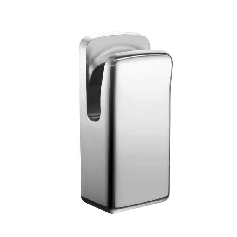 Dual Jet Sensor-Operated Hand Dryer