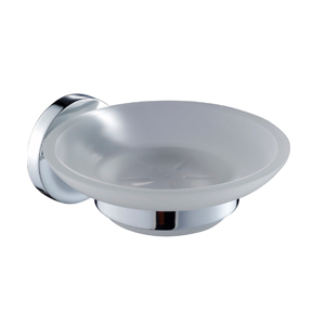 Zamac Chrome Soap Dish
