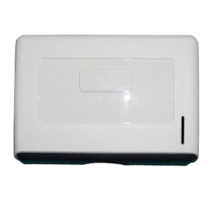 Paper Towel Dispenser with C/Z Folds